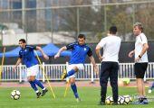 Uzbekistan training