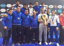 Борцы греко-римского стиля завоевали 5 медалей в рейтинговом турнире