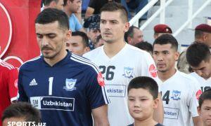 «Андижан» в контрольном матче проиграл «Коканду-1912»