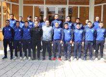 В Андижане проходят тренерские курсы по программе лицензии «D»