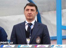 Rumours. FC Pakhtakor to extend the contract with Shota Arveladze