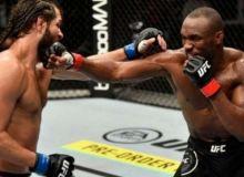 """Kamaru Usman Xorxe Masvidal """"ertagi""""ga yakun yasadi yoxud """"UFC 261"""" markaziy jangidagi nokautni tomosha qiling! (Video)"""