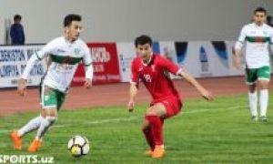 Pepsi Суперлига: Единственный гол Бикмаева принёс победу «Локомотиву» над «Навбахором»
