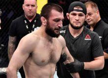 Москвадаги UFC Fight Night 163 натижалари ёхуд кичик Нурмагомедов мағлуб бўлди