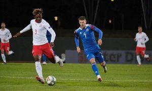 Исландия - Швейцария 1:2 (видео)