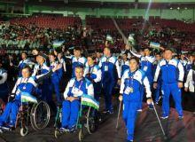 Успешный старт наших спортсменов на Параазиатских играх