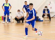 Сборная Узбекистана по футзалу провела товарищеский матч с Литвой