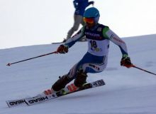 Uzbekistan's skiers claim three medals in Orlovka Cup International Mountain Ski Championship
