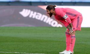 """Лосано """"Реал""""ни мағлубиятга, Рамосни """"нокаут""""га учратди"""