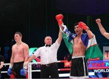 Шер Мамазулунов отпраздновал очередную победу