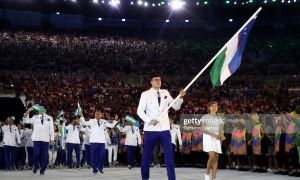 Bakhodir Jalolov to be flag-bearer for the second time in Olympic Games