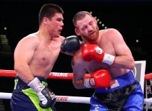 Bright future is coming for Uzbek super puncher!