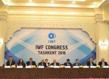 В Ташкенте начал работу очередной Конгресс Международной федерации тяжелой атлетики