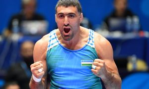 Uzbekistan's Rustam Assakalov gains a place quota for the 2020 Olympic Games