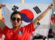 Жанубий Корея - Қатар. Таркиблар маълум