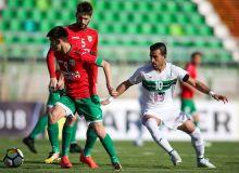 Match Highlights. Zobahan FC 2-0 FC Lokomotiv