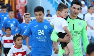FC Dinamo earn a narrow 1-0 win over FC Navbahor
