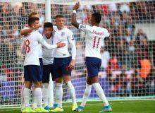 Англия - Болгария 4:0 (видео)