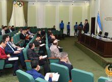 В НОК прошло заседание об усилении подготовки к Токио-2020