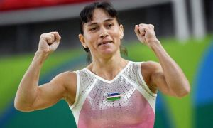 Оксана Чусовитина претендует на вступление в комиссию спортсменов МОК