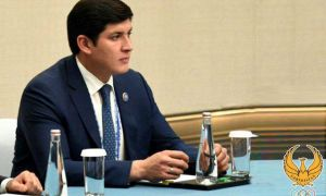 Otabek Umarov resigned from the head of triathlon and mixed martial arts federation(MMA)