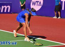Теннис. Шарипова/Тўлаганова жуфтлиги япониялик қизларга мағлуб бўлди