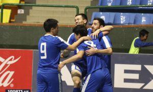 Национальная сборная Узбекистана по футзалу проведет товарищеские матчи против Таджикистана и Кыргызстана.