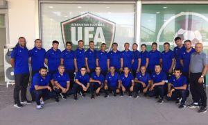 В Ташкенте завершился второй модуль тренерских курсов АФК по программе диплома «B»