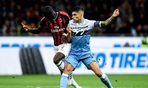"""""""Милан"""" - """"Лацио"""" 0:1 (видео)"""