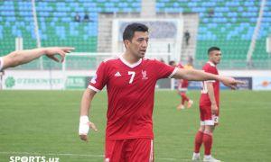 «Навбахор» не смог одолеть клуб из Казахстана