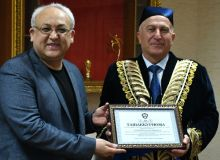 АФУ с почестями проводила Тахира Кападзе на пенсию