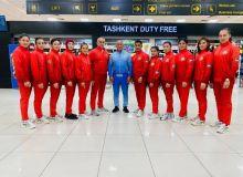 Представительницы сборной Узбекистана по боксу отбыли в Софию