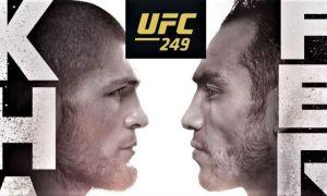 UFC 249 turnirining qaerda o'tkazilishi ma'lum bo'ldi