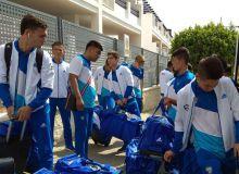 Сборная Узбекистана U-17 уже в Испании