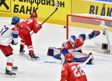 Хоккей. Россия ЖЧда 3-ўринни қўлга киритди