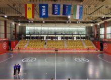 Минимальное поражение сборной Узбекистана по футзалу от Испании.