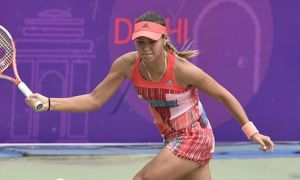 Sabina Sharipova advances to Main Draw at W60 Zed Open Women's Tennis Tournament in Cairo.
