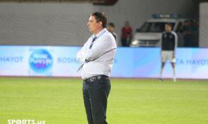 Андрей Шипилов: Бугун 3 нафар ёш футболчи дебют қилди