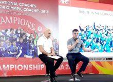 Равшан Хайдаров принимает участие в конференции АФК