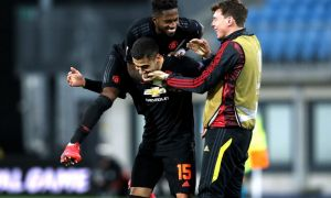 "ЛАСК - ""Манчестер Юнайтед"" 0:5 (видео)"