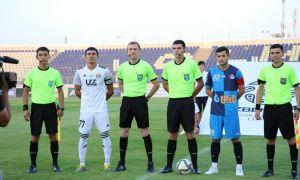 «Сурхан», выигравший в дерби, первым вышел в четвертьфинал Кубка Узбекистана