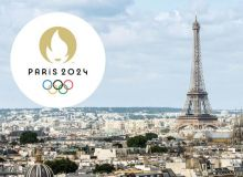 Париж Олимпиадасининг рамзи ўзгарди