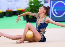 Наши гимнастки завоевали две медали на Московском Гран-При