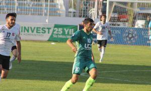 FC Surkhon register a 2-0 win over FC Kizilkum in Termez
