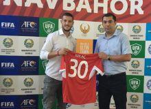 FC Navbahor improve their side with Montenegrin player Darko Nikac