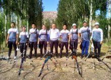 Сборная Узбекистана по стрельбе из лука продолжает УТС