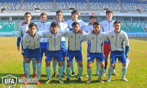 Молодёжная сборная Узбекистана отправилась в долину для проведения матчей с командой Германии