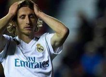 Лука Модрич: Футболда шунақаси ҳам бўлиб туради