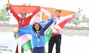 Дилноза Рахматова – бронзовый призер