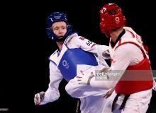 Nikita Rafalovich suffers a defeat in Bronze medal contest